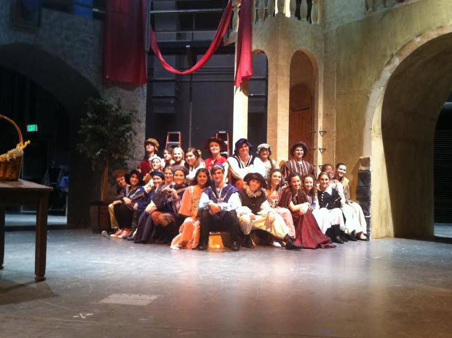 Romeo and Juliet cast
