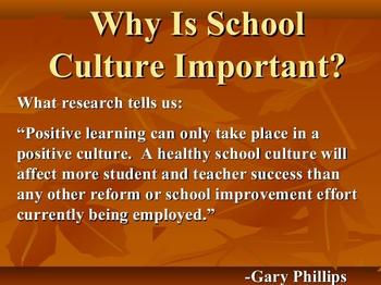 Why is School Culture Important?