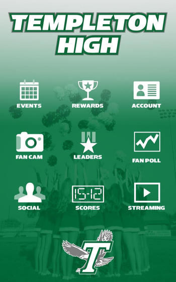 Templeton High Superfan App